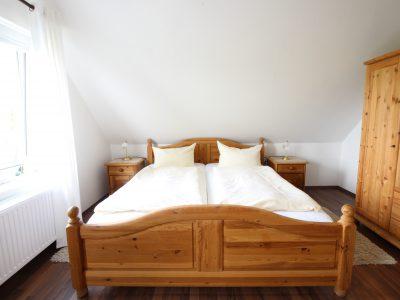 Doppelzimmer 24 - Schlafzimmer