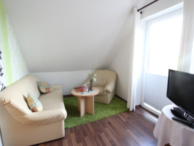 Doppelzimmer 24 - Sitzecke