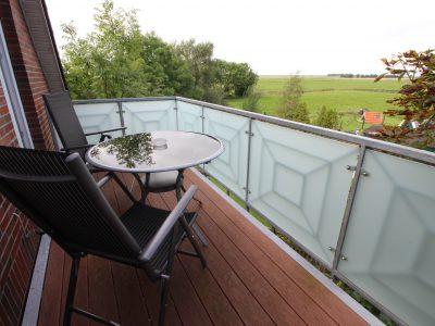 Doppelzimmer 24 - Balkon